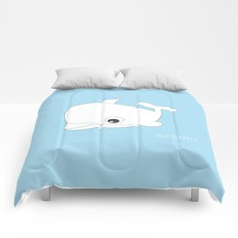 YOUR.DOLPHIN Comforters