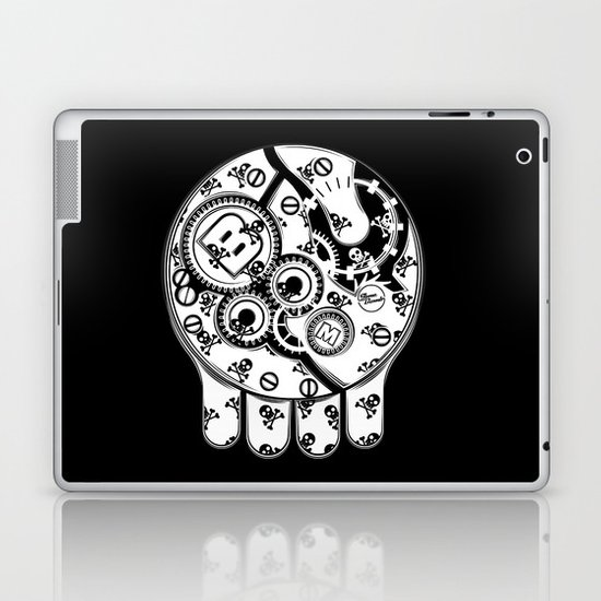 Time Bomb Laptop & iPad Skin