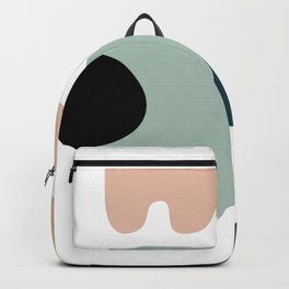 Shape study #18 - Stackable Collection Backpack