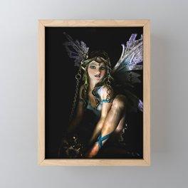 Aware Framed Mini Art Print