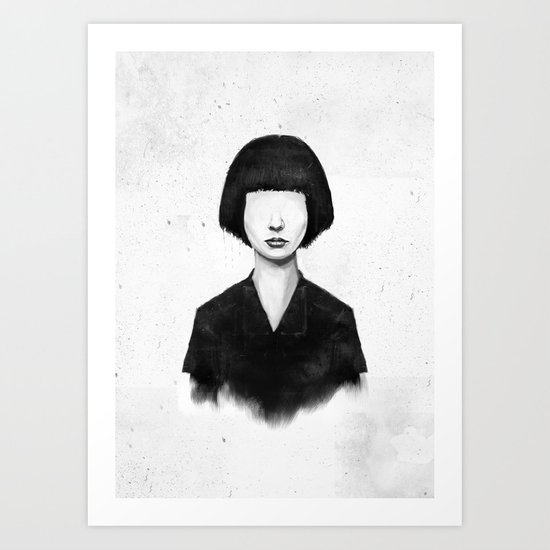 what you see is what you get Art Print