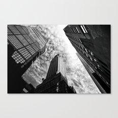 Metropolis - New York City Canvas Print