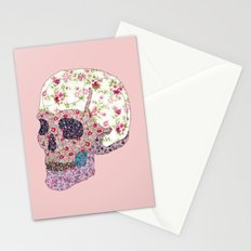 Liberty Skull Stationery Cards