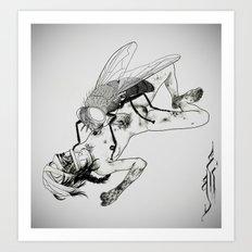 Great Saprophagous Art Print
