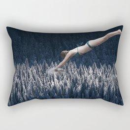JUMP INTO IT... Rectangular Pillow