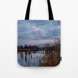 Cloudy Skies Tote Bag
