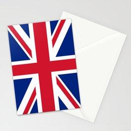 UK FLAG - Union Jack Authentic Stationery Cards