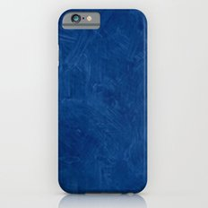 Cool Black Oil Pastel Color Accent Slim Case iPhone 6s