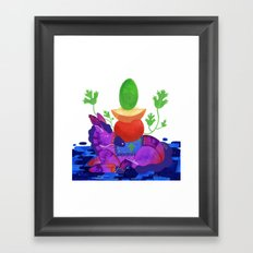 Make Guacamole  Framed Art Print