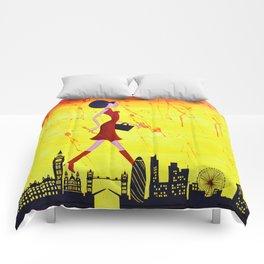 Naturally Extraordinary Comforters