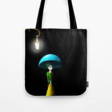 Street to Nowhere Tote Bag