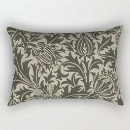 "William Morris ""Thistle"" 10. Rectangular Pillow"