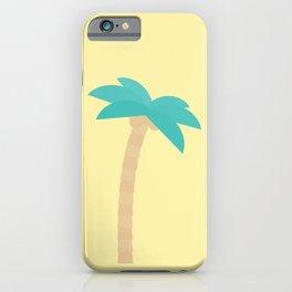 #99 Palm Tree iPhone Case