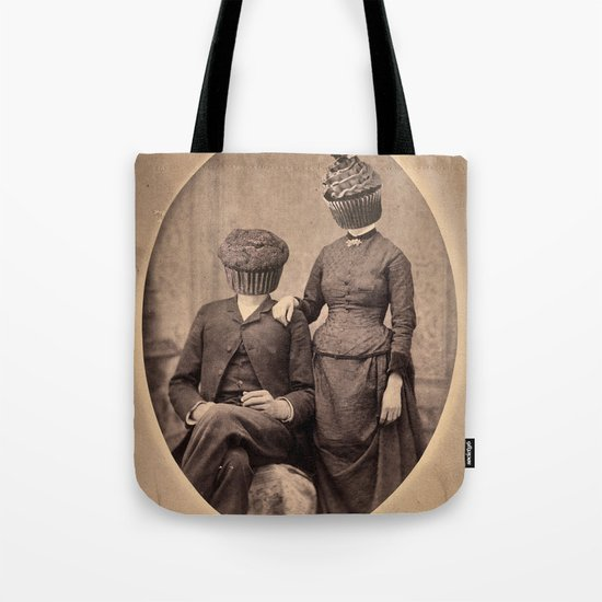 Vintage Muff Diving Tote Bag