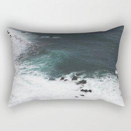 Indigo Coast Rectangular Pillow