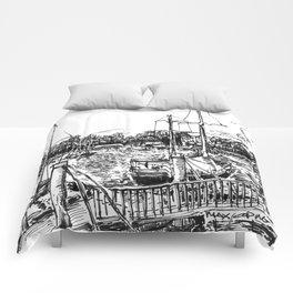 Steinhatchee Comforters