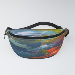 The Cliff, Monterey Bay Fanny Pack
