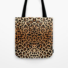 leopard pattern Tote Bag