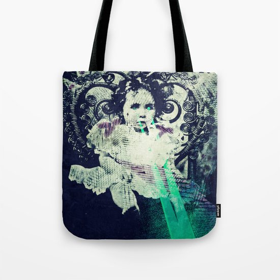 Butterfly Child Tote Bag