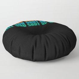 Will You Shut Up Man Floor Pillow