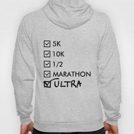 Ultra Marathon Running Hoody
