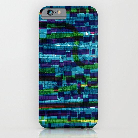 squares traffic iPhone & iPod Case