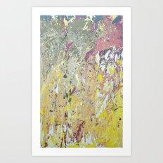 March rain Art Print