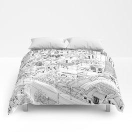 Asakusa, Japan Comforters