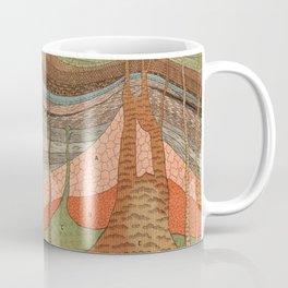 Geology Chart Coffee Mug