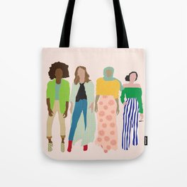 Women's History Month Poster Tote Bag