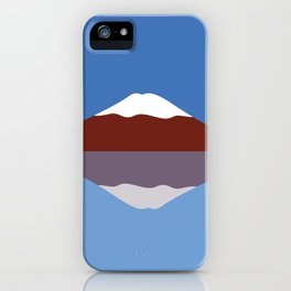 #23 Mt Fuji iPhone Case