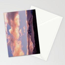 Rose Serenity Sunrise Stationery Cards