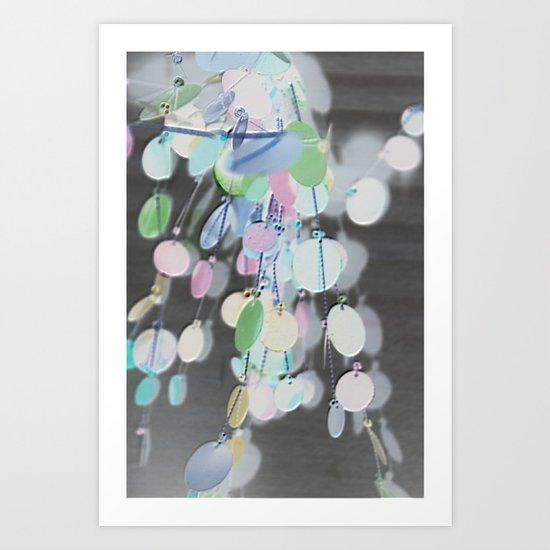 Inverted Decor Art Print