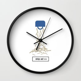furniture ad Wall Clock