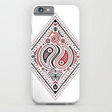 83 Drops - Diamonds (Red & Black) Slim Case iPhone 6s