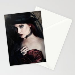 Top Hat Stationery Cards