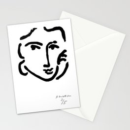 Henri Matisse Nadia With a Serious Expression, Original Artwork, Tshirts, Prints, Posters Stationery Cards