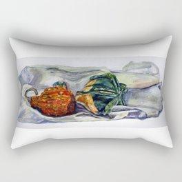 Fall Gourds Rectangular Pillow