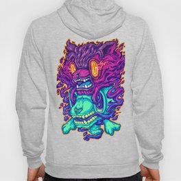 The Ghost Cat Hoody