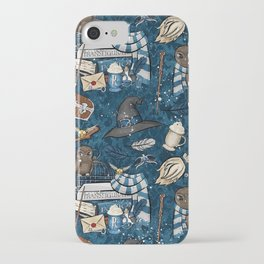 Hogwarts Things iPhone Case
