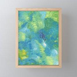 dots Framed Mini Art Print