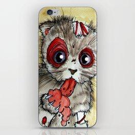 LOL zombie cat iPhone Skin