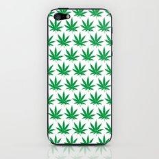 Keep Calm and Smoke Weed iPhone & iPod Skin