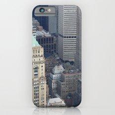 Manhattan Morning Slim Case iPhone 6s