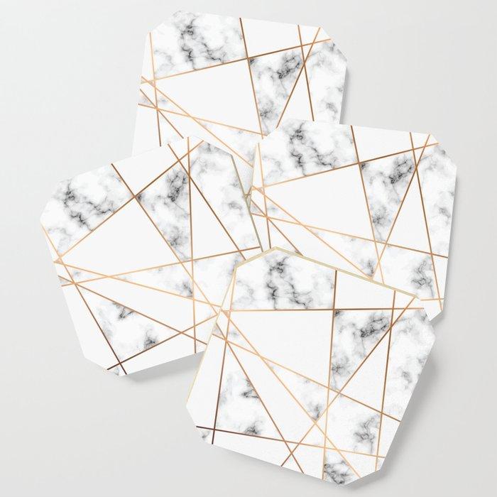Marble Geometry 054 Coaster