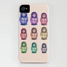 Russia iPhone (4, 4s) Slim Case