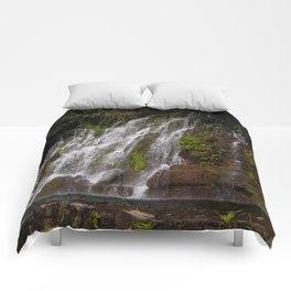 La Calera Waterfalls II Comforters