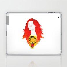 Roaring fire Laptop & iPad Skin