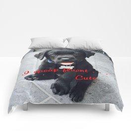 I speak fluent . . . Cute Comforters