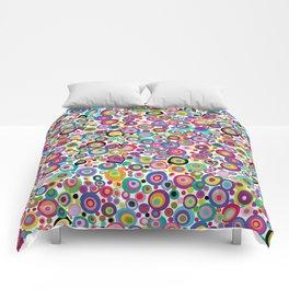 Confetti Dots Comforters